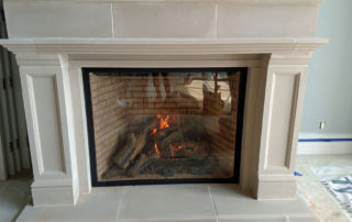 Town and Country 42 gas fireplace