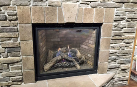 Napoleon HDX40NT Gas Fireplace