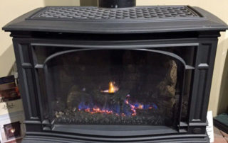 Lopi Greenfield Cast Iron Free Standing Gas Stove