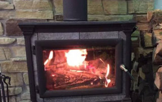 Heritage Hearthstone Soap Stone Free Standing Wood Stove