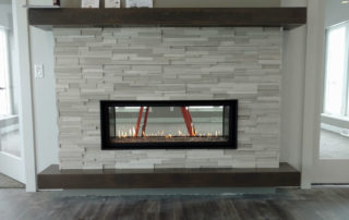 Fireplace X 4415 Linear gas fireplace