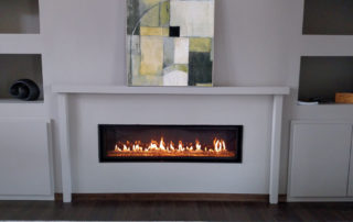 Fireplace X 6015 Linear Gas Fireplace