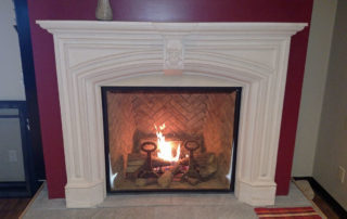 Town and Country 54 Gas Fireplace
