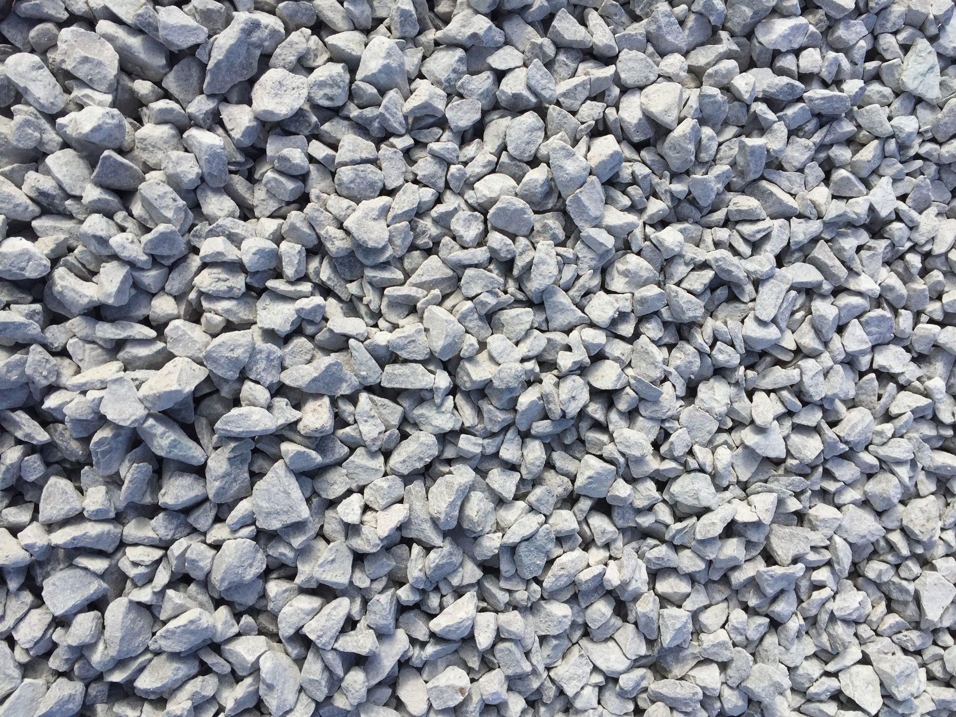 "3/4"" Clear Gravel"