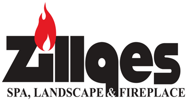 Zillges Spa, Landscape & Fireplace Retina Logo
