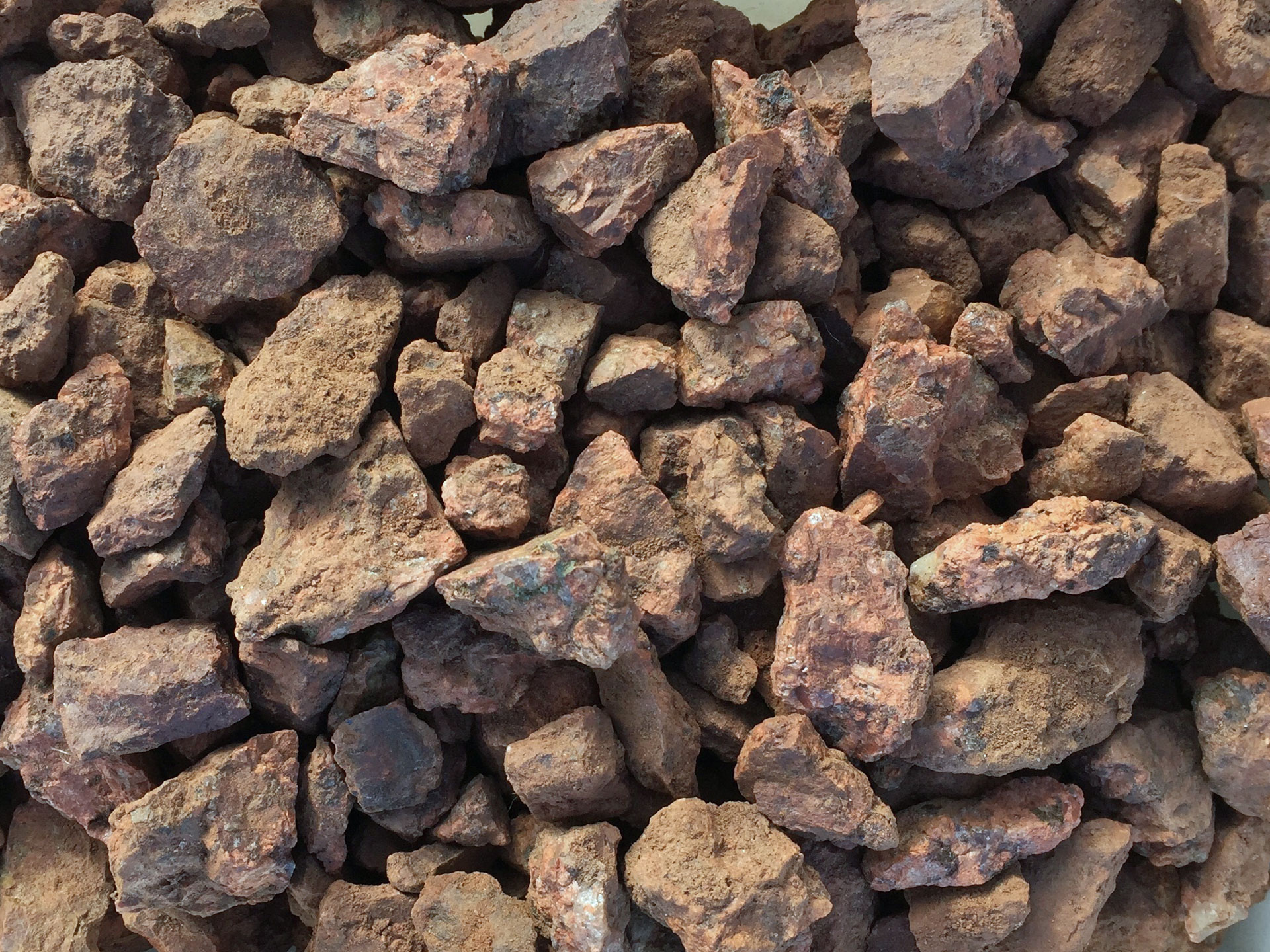 Rustic Red Granite